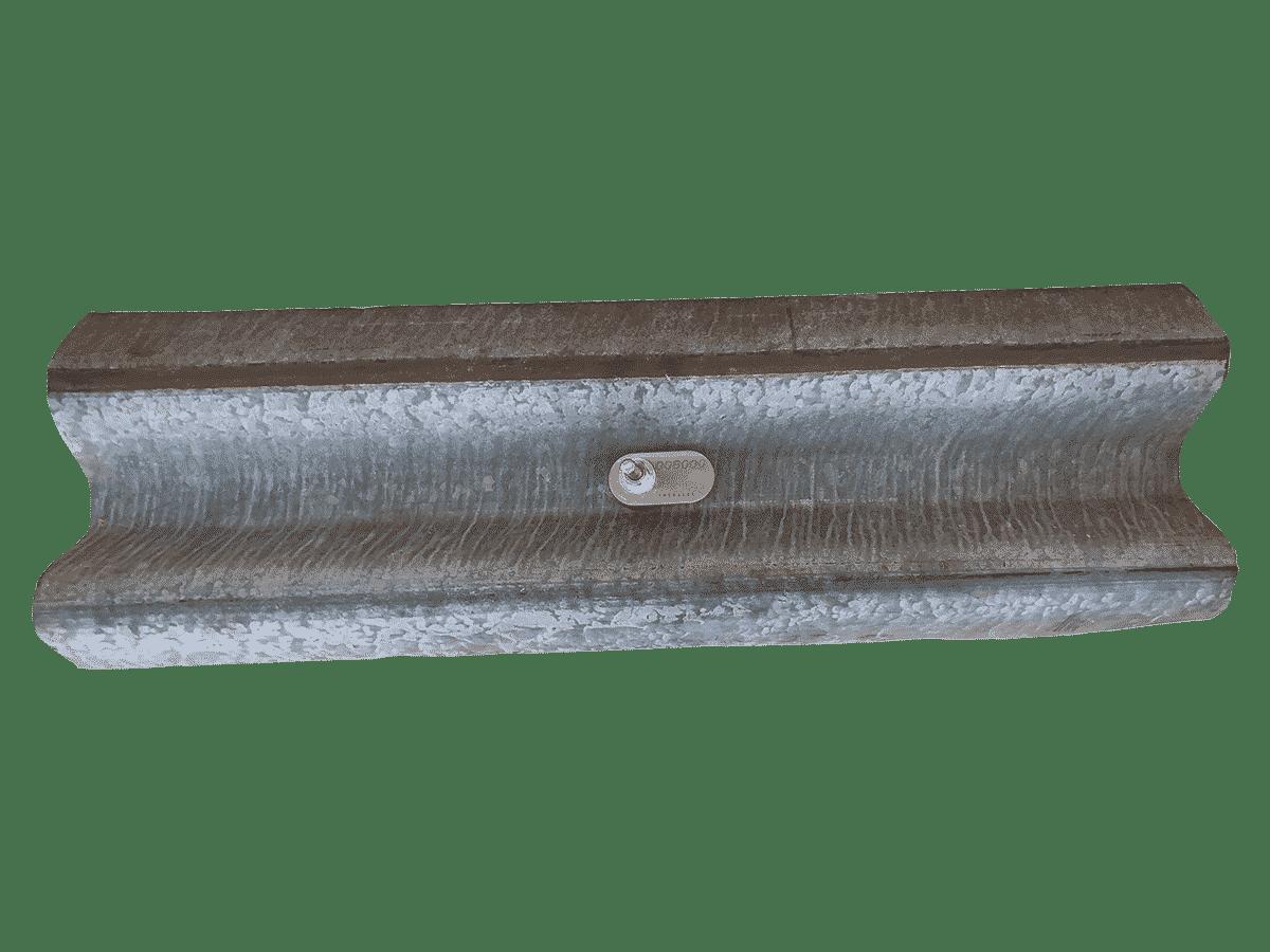 Type de plaque d'ancrage utilisée par Anteq SA - Unda
