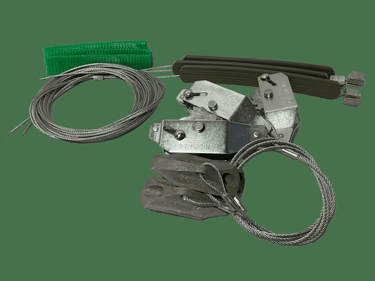 Type d'ancrage utilisé par Anteq SA - Ramus PRO