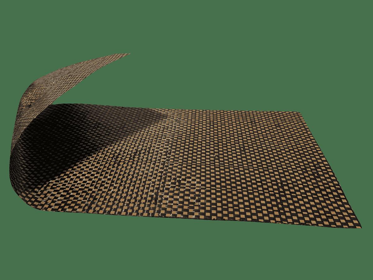 Type de substrat utilisé par Anteq SA - Textum BIO